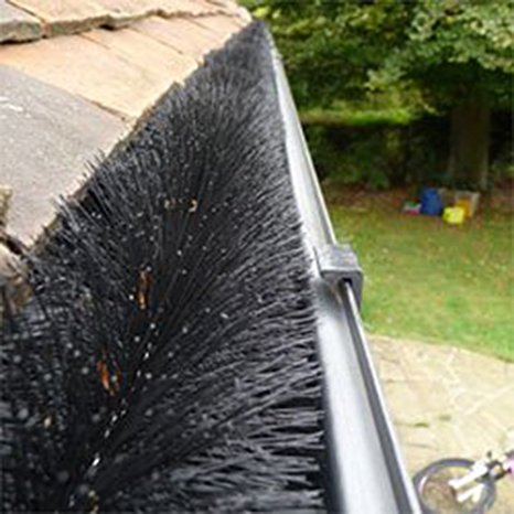 Bristleguard Gutter Protection Hr Products